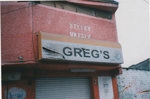 El Greg's, escándaloso centro de vicio de manufactura 100% perredista.