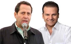 Eruviel Ávila, gobernador del Edo. de México, y Esteban Villegas, alcalde de Durango, nulo compromiso social e insensibilidad para gobernar.