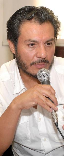 El actor Víctor Hugo Galván, subdirector de Difusión del ICED, ya lleva dos sexenios consecutivos deteniendo el progreso cultural de Durango.