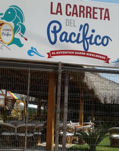 Otra Carreta del Pacífico, ubicada en la calle Josefa Ortíz de Domínguez Núm. 121, esq. Constituyentes, El Pueblito, Corregidora, Querétaro.