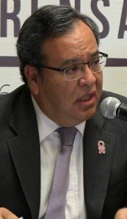 C.P. Jesús Arturo Díaz Medina, secretario de Finanzas y Administración del gobierno de Durango. Negro historial como representante legal de la minera First Majestic Silver Corp.