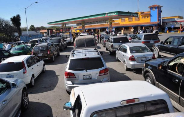 El grave desabasto de gasolina que ha habido en la mitad del país se debe a la corrupción y perversidad del gobierno mexicano.