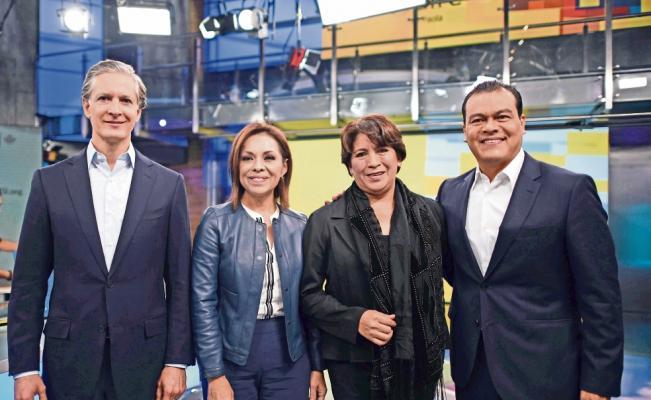 Las elecciones mexiquenses. Fraudes e impugnaciones, el mismo teatro de siempre representado por la partidocracia corrupta.
