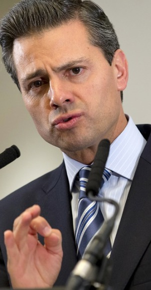 Enrique Peña Nieto, ya es investigado por la CIDH por los crímenes cometidos en Atenco.