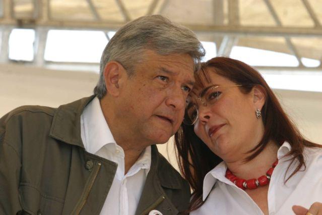 Andrés Manuel López Obrador y Yeidckol Polevnsky, ya sabían sobre el comportamiento agresivo y vulgar del dirigente estatal de Morena en Durango.