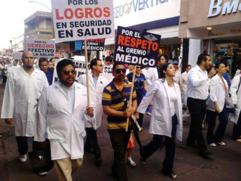 El gremio combativo de los médicos elegirá este fin de mes al presidente del Colegio Médico de Durango.