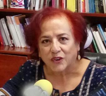 """La """"activista izquierdista"""" Socorro Soto, directora del ICED, ya forma parte del entramado de corrupción de esta institución."""