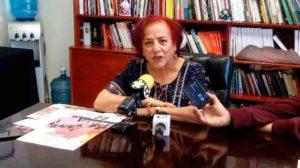 """Socorro Soto Alanís, directora del ICED, practica los mismos vicios que criticó en los regímenes priístas cuando se manifestaba en las calles de Durango como """"activista de izquierda""""."""