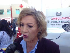 Dra. Rocío Azucena Manzano Chaidez, directora del DIF, complaciente ante los malos manejos que se dan en la Casa Hogar y en Asesoría Jurídica.
