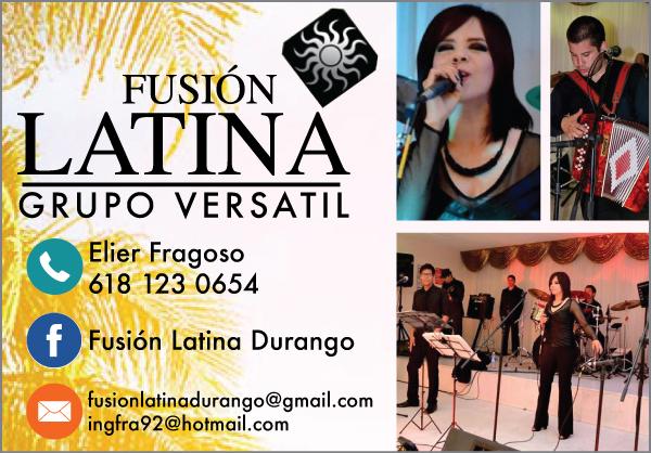 Fusión Latina Durango