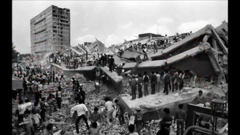 El terremoto de 1985 fue el parteaguas de la caída del PRI en la Ciudad de México.